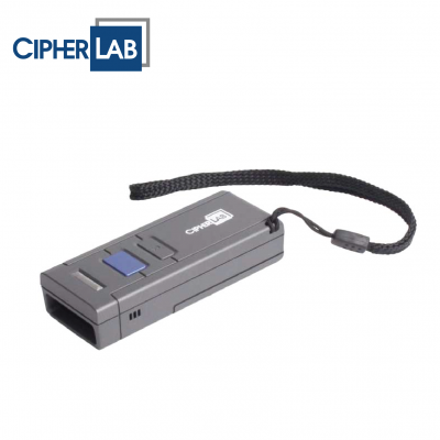 Cipherlab 1660 Bluetooth Linear Imager Scanner Kit