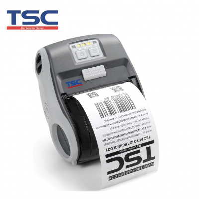 TSC Alpha-3R Portable Receipt/Label Printer