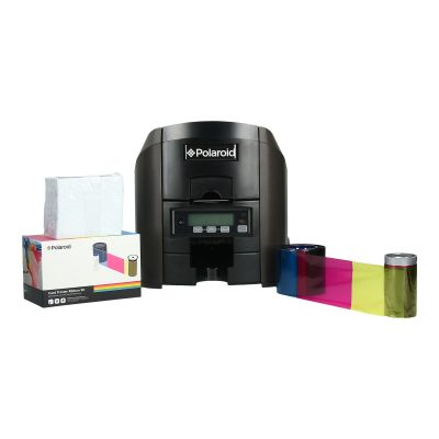 Polaroid P800 Card Printer (FREE supplies)
