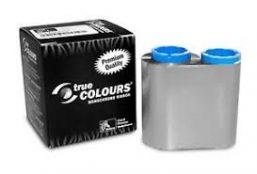 Zebra C Series Metallic Silver Ribbon For P3xx, P4xx, P5xx printers – 1000 prints