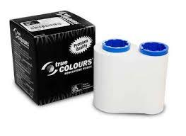Zebra C Series White Monochrome Ribbon For P3xx, P4xx, P5xx printers (850 prints)