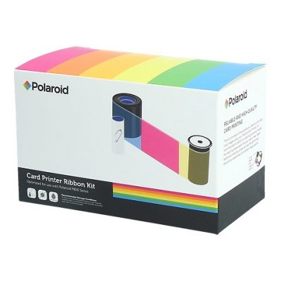 Polaroid Color Ribbon Kit for P800 & YMCKT-500 Prints - All ID Asia Color Ribbon Kit Distributor