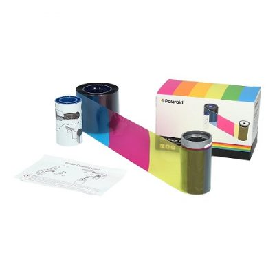 Polaroid Color Ribbon Kit for P800, YMCKT-500 Prints (5-5003-2)