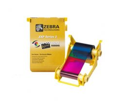 Zebra ZXP3 YMCKOK Colour Ribbon (165 prints)