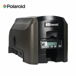 Polaroid P800 Dual Sided Card Printer (FREE supplies)