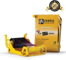 Zebra ZXP3 YMCKO Colour Ribbon (200 prints)
