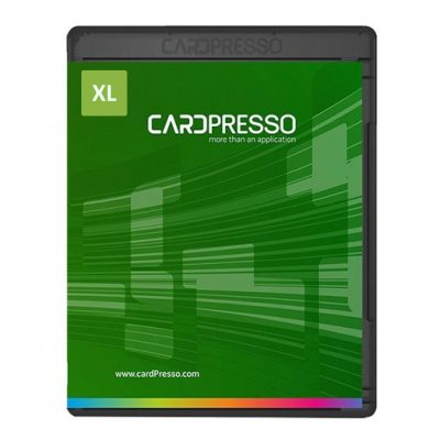 CardPresso ID card software XL (Upgrade)