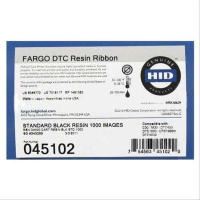 Fargo 45102 Black Ribbon