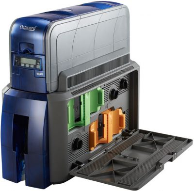 Datacard SD460 Smart Card Printer, Encoder and Laminator
