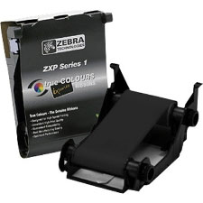 ZXP1 Black Monochrome Ribbon (1000 images)