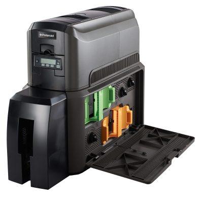Polaroid P800 Card Printer Laminator