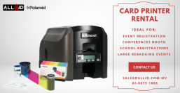 Card Printer Rental